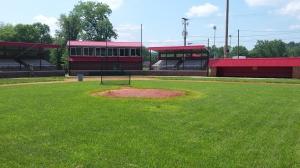 Our old Kentucky ballpark.