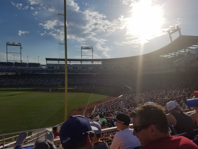 The sun has set on the 2016 College World Series.